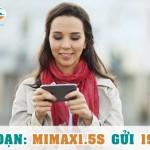 Đăng ký gói MiMax1.5S Viettel cộng dồn 1GB mua thêm data