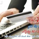Mobifone khuyến mãi nạp thẻ trực tuyến 50% ngày 29/02/2016