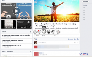 Cách thay thế biểu tượng cảm xúc mới của Facebook sang hình Pokemon, Donald Trump…