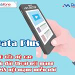Đăng ký các gói Data Plus Mobifone sử dụng 3G với ưu đãi khủng