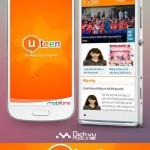 Đăng ký dịch vụ Uteen của Mobifone kho giải trí tuổi teen