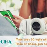 Đăng ký Mocha Viettel ưu đãi nhắn tin, nghe nhạc miễn phí