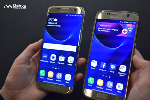 Đặt trước Samsung Galaxy S7, S7 Edge nhận ưu đãi khủng từ Viettel
