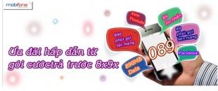 Gói cước 8x9x của Mobifone