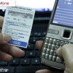 Hướng dẫn đổi lại thẻ cào Mobifone bị hỏng hoặc mất số