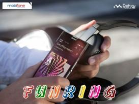 Tải Funring Mobifone 8/3 nhận ngay iPhone 6S