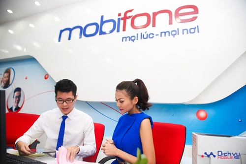 Thủ tục hòa mạng trả sau Mobifone
