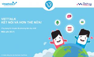 Ứng dụng OTT Viettalk Vinaphone