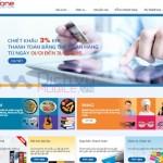 Khuyến mãi 3% khi thanh toán hoặc nạp trực tuyến Mobifone