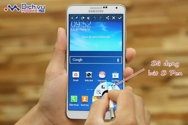 Cách chụp màn hình điện thoại Android như Samsung, HTC, LG