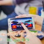 Cách đăng ký dịch vụ ViSport Vietnamobile tổng đài 979