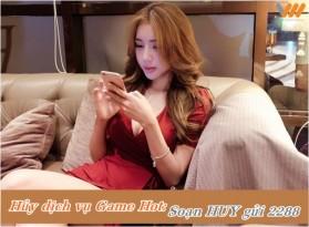 Cách hủy dịch vụ game hot của Vietnamobile