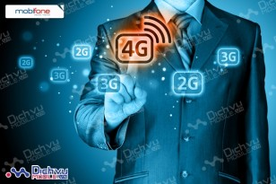 Đăng ký các gói 4G Mobifone