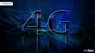 Mobifone cho phép khách hàng trãi nghiệm 4G từ 15/4/2016