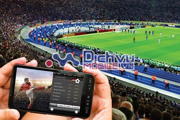 Đăng ký gói 3G nào để xem EURO 2016?