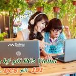 Đăng ký gói 3G ngày DC5 Viettel chỉ 5000đ với 1GB data