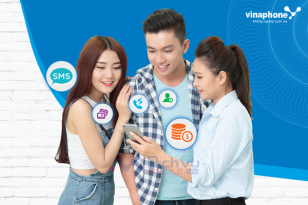 Đăng ký gói cước VD2 Vinaphone 2000đ 500MB và 20 phút gọi