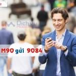 Đăng ký gói M90 của Mobifone ưu đãi 2,1GB chỉ 90.000đ