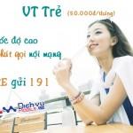 Đăng ký gói VT Trẻ của Viettel ưu đãi 1GB và 100 phút gọi