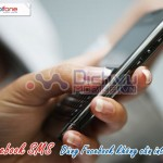 Dịch vụ Facebook SMS của Mobifone siêu tiện ích