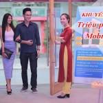 """Khuyến mãi """"Triệu Phú 3G Mobifone"""" nhận ngay 500 triệu đồng"""