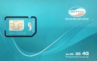 Thuê bao Viettel có thể đổi sim hỗ trợ 4G trên mọi tỉnh thành