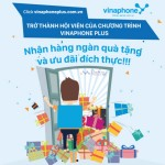 Cách đăng ký hội viên Vinaphone Plus cho sim Vinaphone
