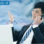 Cách gọi thoại và nhắn tin về Việt Nam từ nước ngoài giá rẻ
