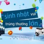 Cách tra cứu mã dự thưởng mừng sinh nhật 20 năm của Vinaphone
