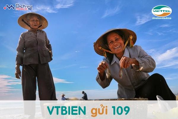 Đăng ký gói VT biển của Viettel