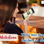 Các gói cước Mobifone 4G có giá khởi điểm chỉ từ 120.000 đồng