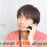 Hướng dẫn cách mở khóa Sim Viettel khi nạp thẻ sai 5 lần
