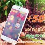Viettel khuyến mãi 50% giá trị thẻ nạp ngày 16/6/2016