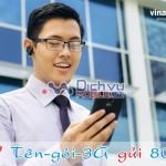 Các gói cước 3G cho sim Vinaphone 088 mới nhất 2016
