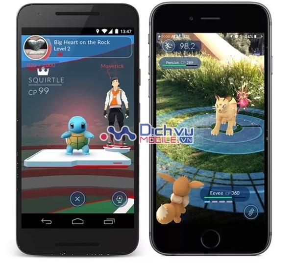 Hướng dẫn chơi Pokémon Go mới nhất, chuẩn nhất