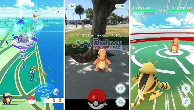 Hướng dẫn download Pokémon Go trên iOS và Android