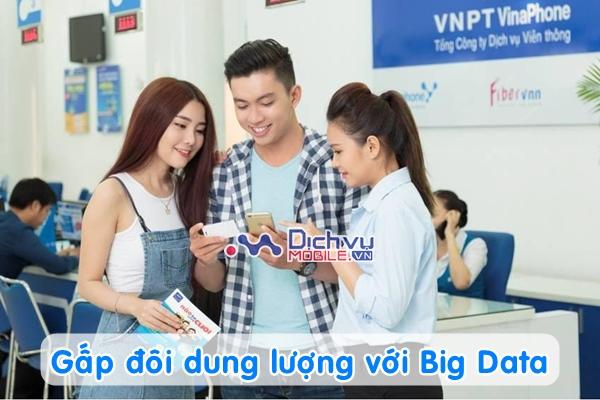 Đăng ký các gói 3G Vinaphone