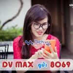 Đăng ký 3G gói Max của Vinaphone, gói Mimax Vinaphone theo tháng