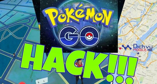 Dễ dàng bắt Pokemon với cách hack nút di chuyển đơn giản