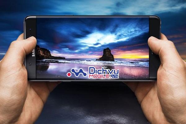 Các tính năng mới độc đáo của Samsung Glaxy Note7