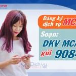 Đăng ký MCA của Mobifone dịch vụ thông báo cuộc gọi nhỡ