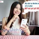 Hướng dẫn hủy dịch vụ doclien.vn Mobifone qua đầu số 9522