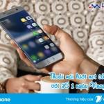 Đăng ký các gói 3G dùng 1 ngày của Vinaphone trong 2016