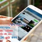 Đăng ký gói D2K Mobifone chỉ 2.000đ sử dụng 3G miễn phí 1 ngày