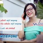 Đăng ký gói 8E Mobifone miễn phí 1.500 phút gọi và tin nhắn