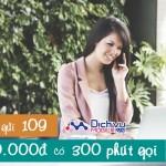 Đăng ký gói N50 Viettel ưu đãi gọi nội mạng cả tháng