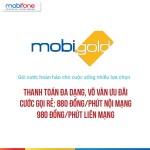 Hòa mạng gói cước trả sau MobiGold gọi thoại giá siêu rẻ