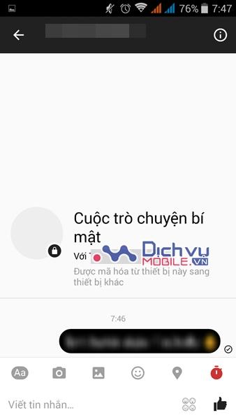 Hướng dẫn nhắn tin bí mật, tự hủy trên Facebook Messenger