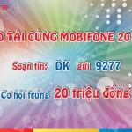 So tài miễn phí trúng hàng nghìn thẻ nạp tiền từ Mobifone