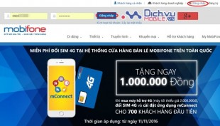 Hướng dẫn tra cứu lịch sử cuộc gọi mạng Mobifone
